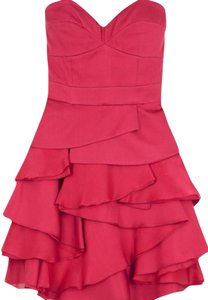 Temperley London Ruffle Peplum Runway Couture Dress