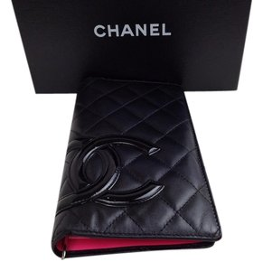 Chanel Wallet Cambon Quilted Black
