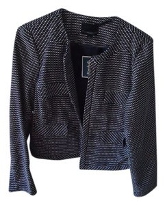 Cynthia Rowley Chanel Inspired Large Navy Jacket