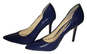 Enzo Angiolini Blue Pumps