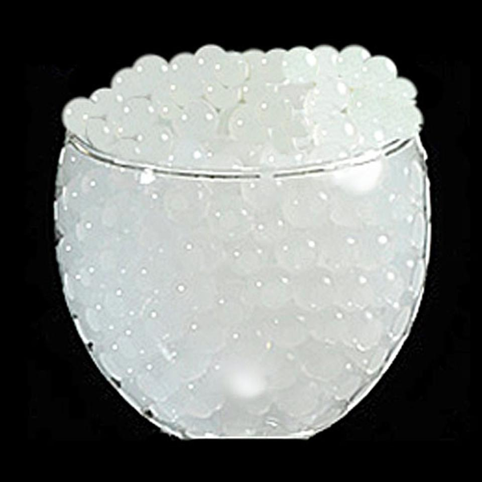 White - Water Pearl Wedding Centerpiece Fill Out Vase Filler - Tradesy