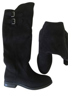 ALDO Hidden Wedge Sherpa Winter black Boots