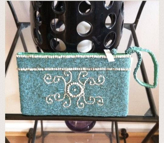 about color About Color Hand Beaded Wristlet