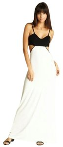 Black-White Maxi Dress by Josh Brody