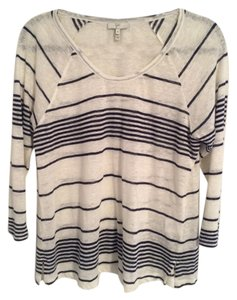 Joie Linen Striped Tunic