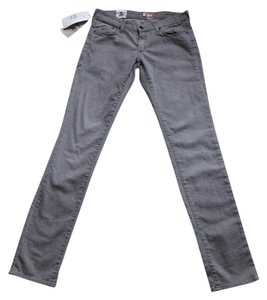 H&M Straight Leg Jeans-Light Wash