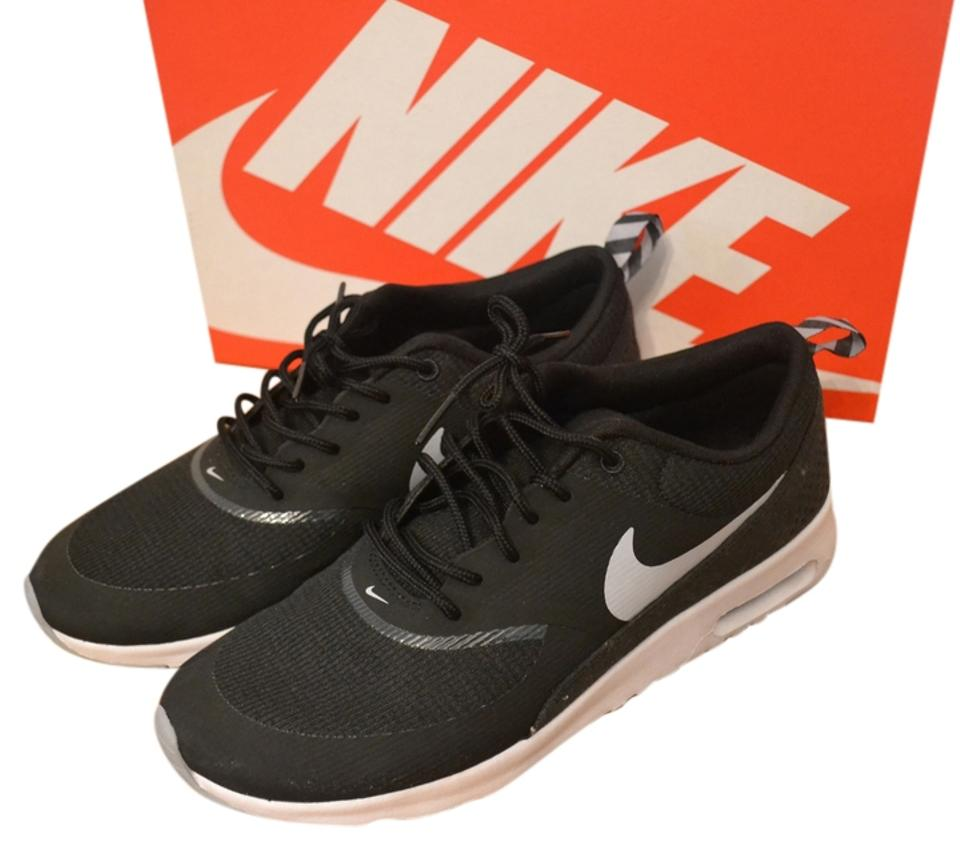 Nike BlackAnthraciteWhiteWolf Grey Air Max Thea Sneakers Size US 10 Regular (M, B) 48% off retail