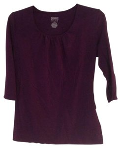Merona T Shirt Purple