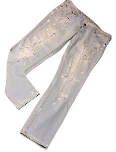 Bullhead Denim Co. #hermosa Skinny Jeans-Distressed