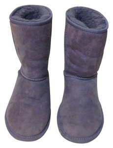 UGG Boots Classic Short Purple Boots