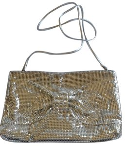 Whiting & Davis Vintage Mesh Cross Body Bag