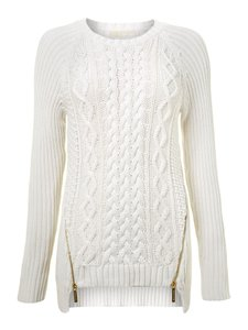 Michael Kors Cable Knit Cable Sweater