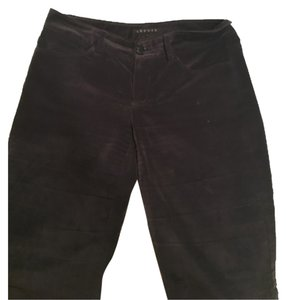 Theory Boot Cut Pants Charcoal