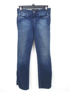 JOE'S Jeans Joes Anthropologie Dark Wash Visionnaire High Waist 25 X Flare Leg Jeans