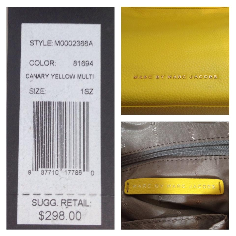 ae371b070372 Marc by Marc Jacobs Mbmj Mj Marcbymarcjacobs Handbag Colorblock Whatsthet  Tote in Canary Yellow Multi Image. 12345678