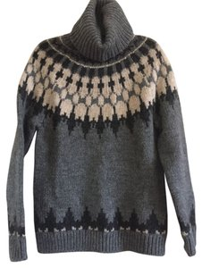 Gap Fair Isle Chunky Sweater