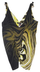 Roberto Cavalli Sexy Iconic Spring Summer Top Multi