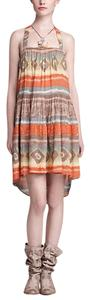 Anthropologie short dress Aztec Print on Tradesy