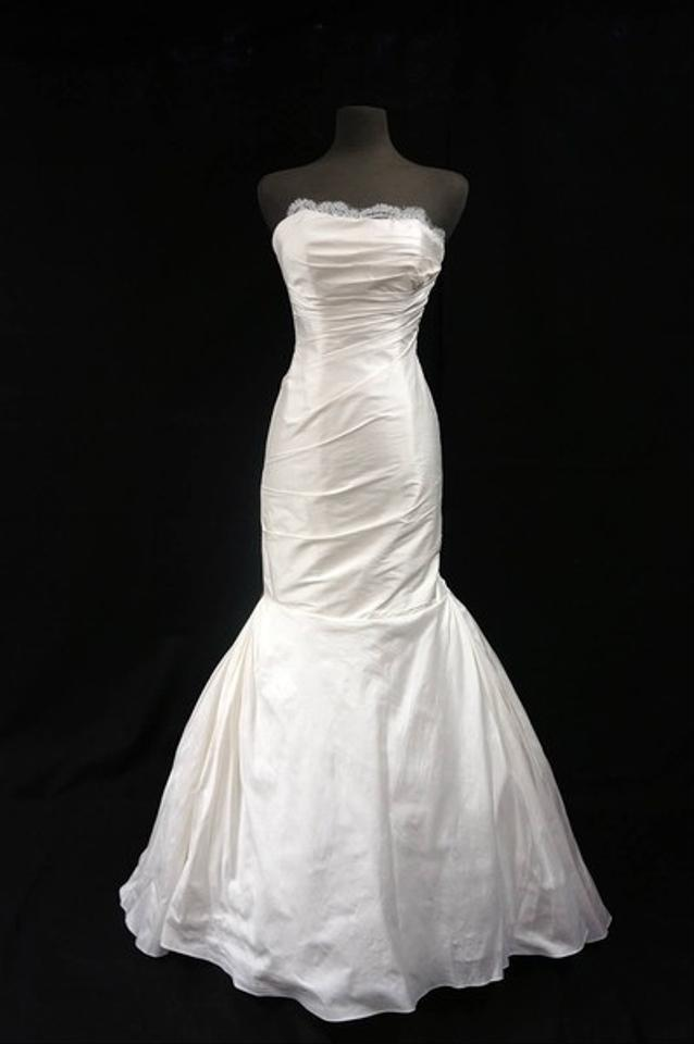 Ines di santo alba wedding dress on sale 85 off for Ines di santo wedding dress prices