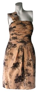 Kay Unger Floral One Dress