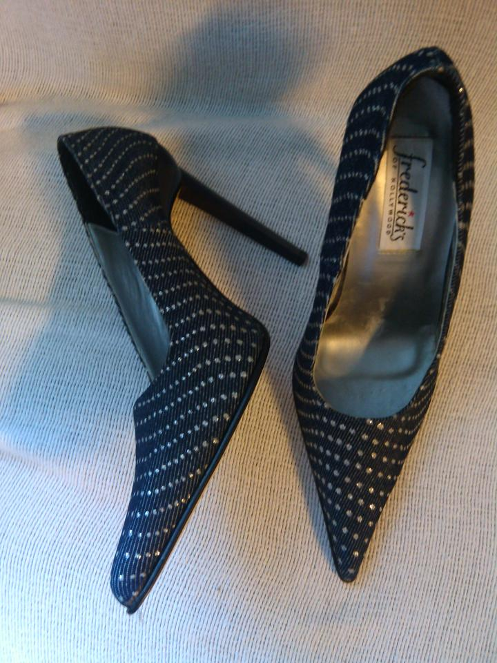 Fredericks Of Hollywood Blue Pumps Frederick S Of