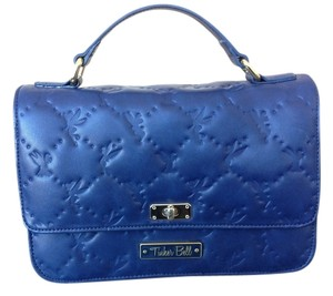 95391ef823 Loungefly Embossed Tink Disney Satchel in Navy