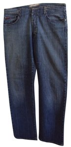 Lee Cooper Relaxed Fit Jeans-Medium Wash