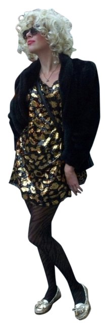 Preload https://item4.tradesy.com/images/matix-black-and-gold-sequin-mini-cocktail-dress-size-10-m-734268-0-1.jpg?width=400&height=650