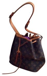 Louis Vuitton Noe Mono Vintage Shoulder Bag