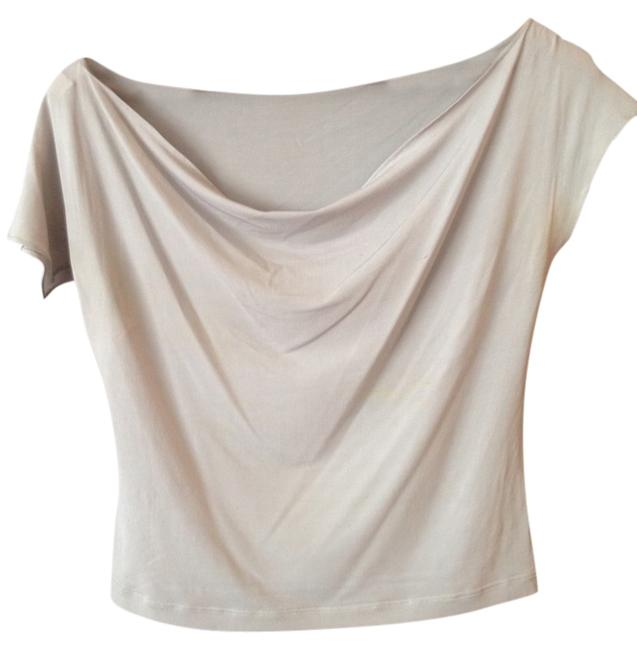 Preload https://item1.tradesy.com/images/narciso-rodriguez-grey-blouse-size-8-m-734545-0-0.jpg?width=400&height=650