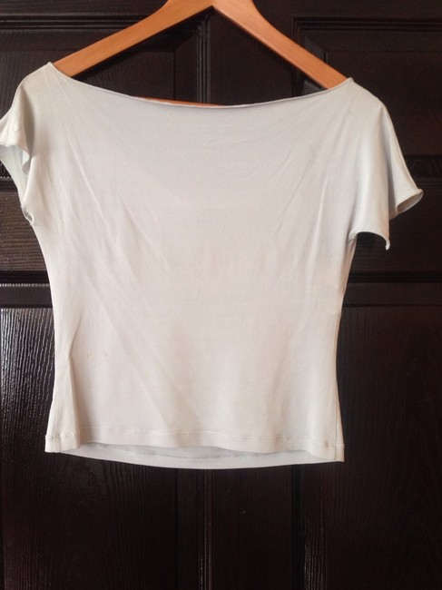 Narciso Rodriguez Top Grey