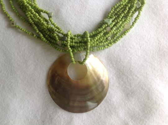 Other Bead and Shell Necklace