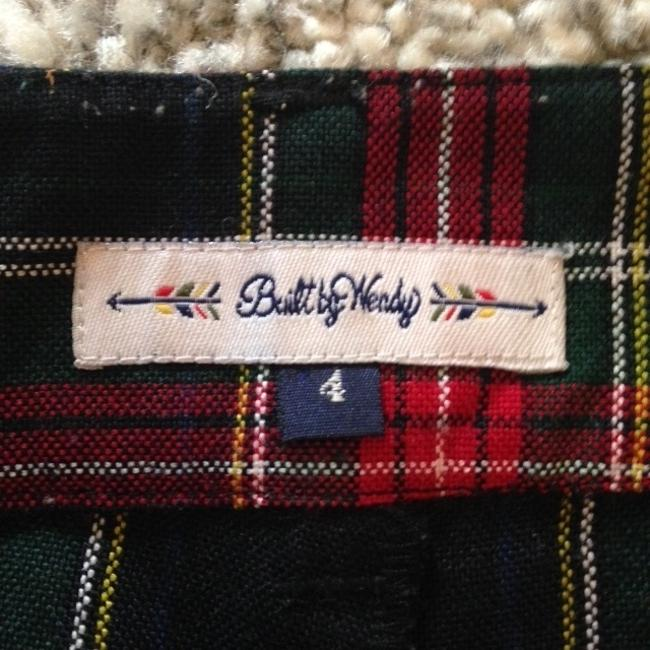 Built By Wendy Shorts Plaid