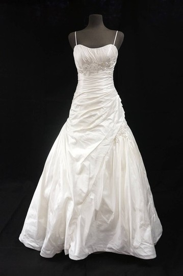 Preload https://img-static.tradesy.com/item/734751/martina-liana-ivory-silk-taffeta-gown-with-ruched-bodice-floral-embroidery-and-wedding-dress-size-8-0-0-540-540.jpg