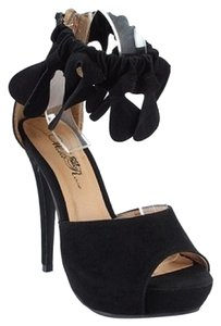 Other Heels Pump black Sandals