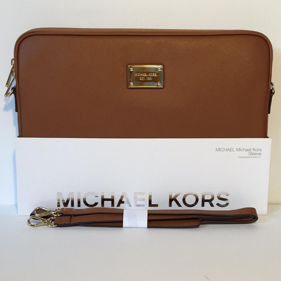 Michael Kors Macbook Sleeve Slim Case Laptop Bag