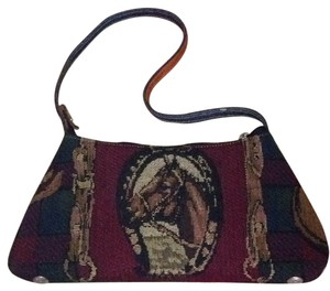 Ashley Brooke Vintage Shoulder Bag