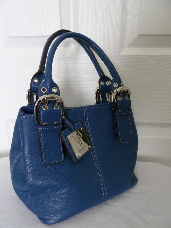 Tignanello Leather Hobo Bag