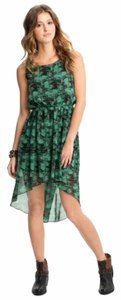 Green Maxi Dress by Soprano