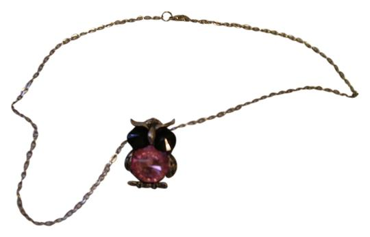 Other Owl Necklace