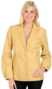 Judy Crowell WHEAT Jacket