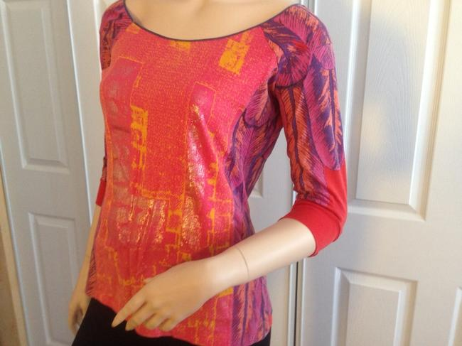 Custo Barcelona Top Orange