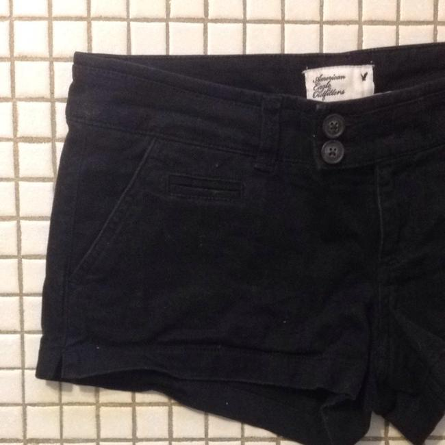 American Eagle Outfitters Shorts Black