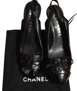 Chanel Blk Formal