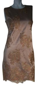 Boston Proper Night Out Brocade Dress