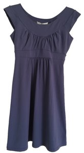 Susana Monaco short dress Blue Above Knee on Tradesy