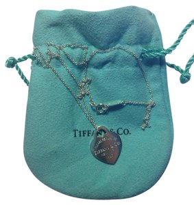 Tiffany & Co. Tiffany & Co Heart Necklace
