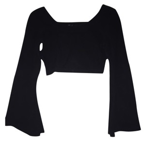 Betsey Johnson Top Blac