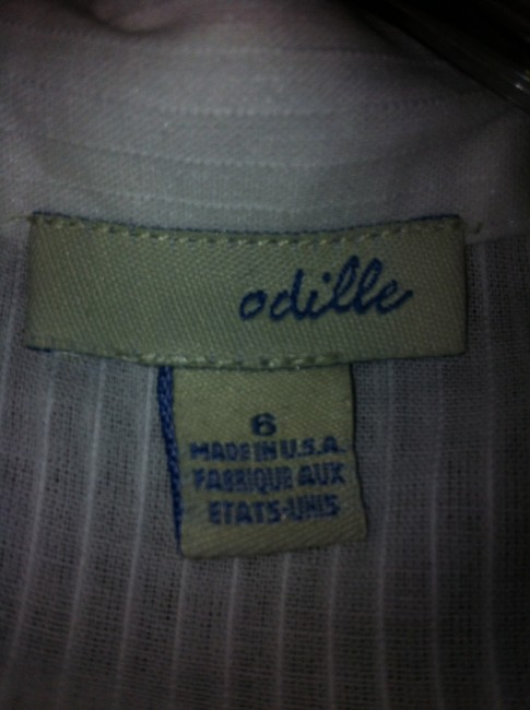 Odille Top White