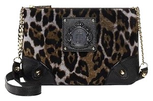 Juicy Couture Leopard Animal Cross Body Bag